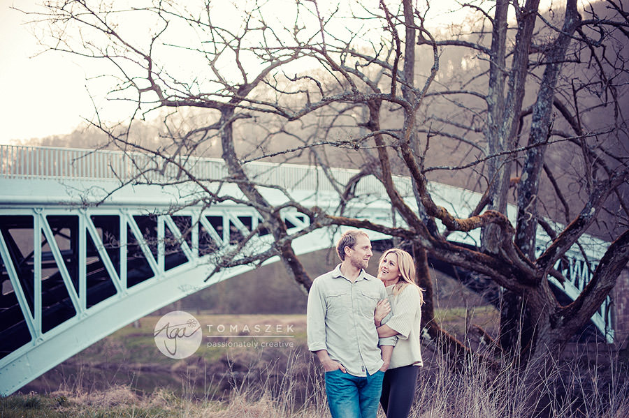 rural engagement – Sarah and Nick